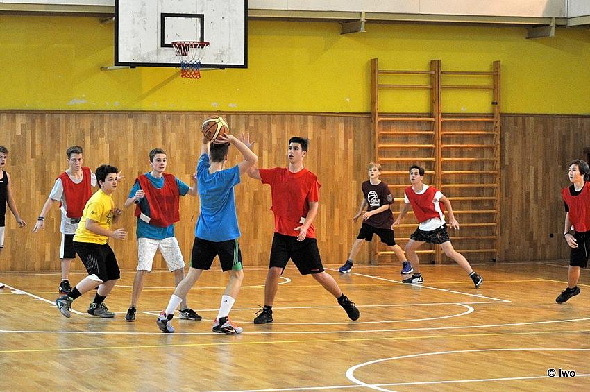 Basket chlapci