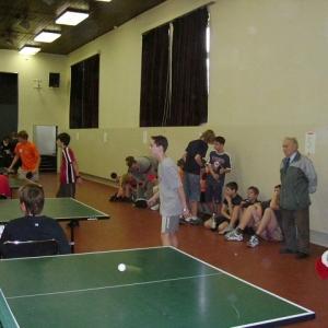 Stolní tenis IV.CH.