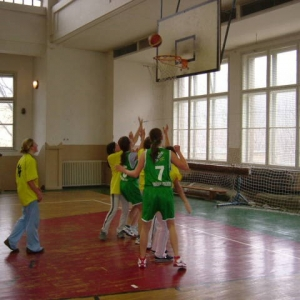 Basket dívky